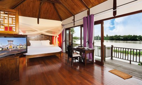 Riverfront Pool Villa (Bedroom), An Lam Saigon River, Ho Chi Minh City
