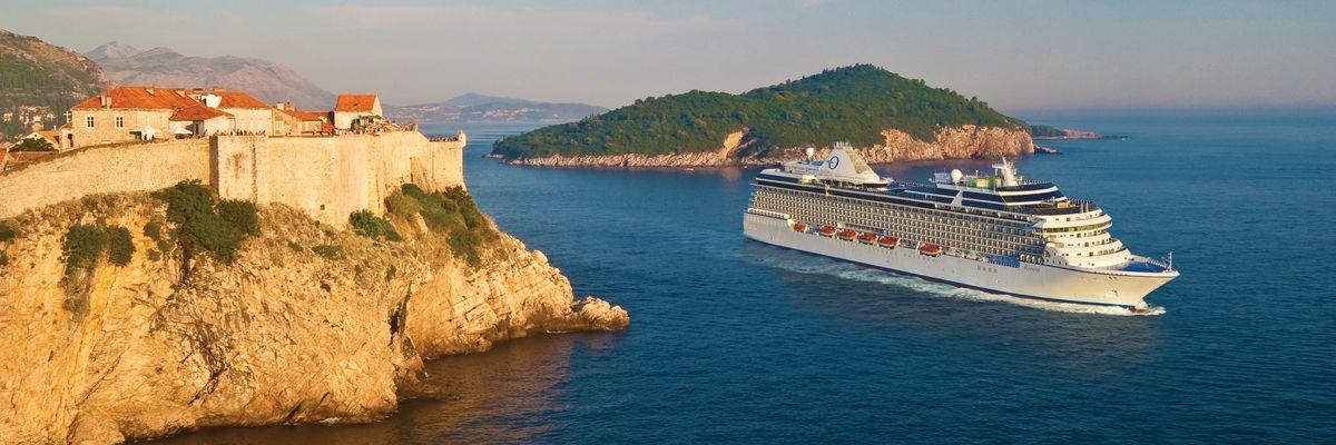 Itineraries | Oceania Cruises | The Luxury Cruise Company
