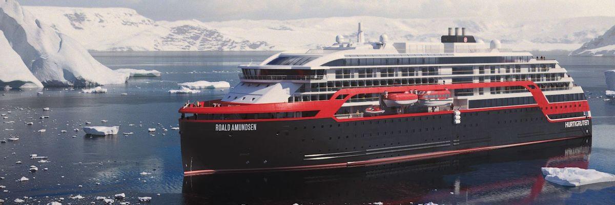Ms Fridtjof Nansen The Luxury Cruise Company