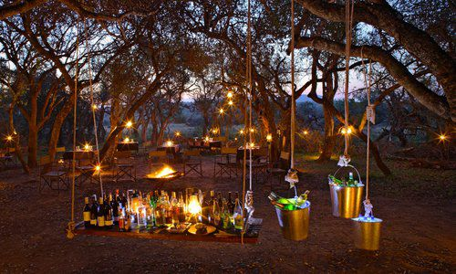 Rock Lodge, Phinda Game Reserve