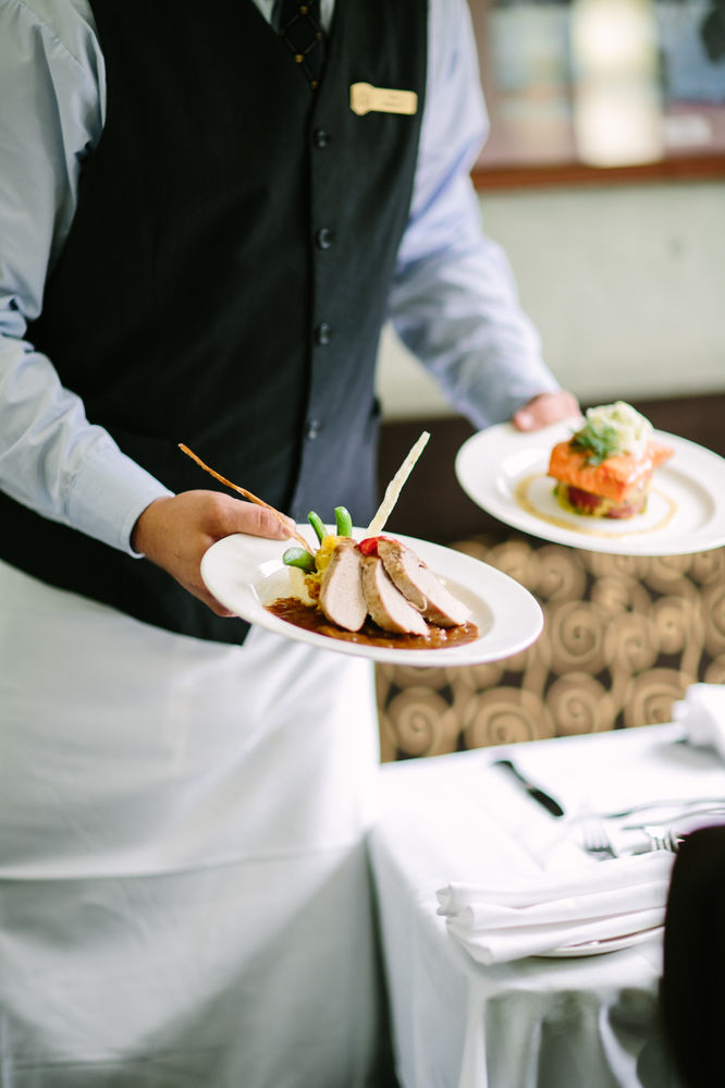 Dining, Rocky Mountaineer