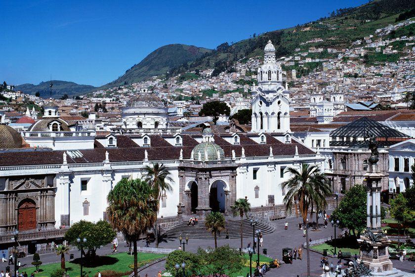 Roman Catholic Metropolitan Archdiocese, Quito, Ecuador