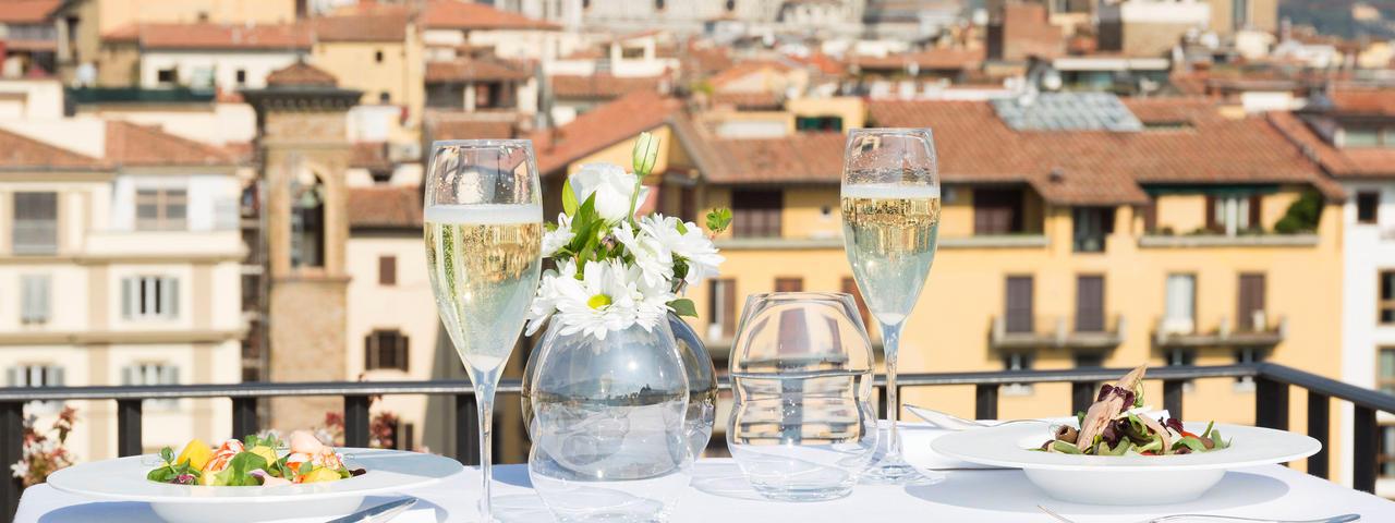 Rooftop Terrace Suite, Lungarno Hotel