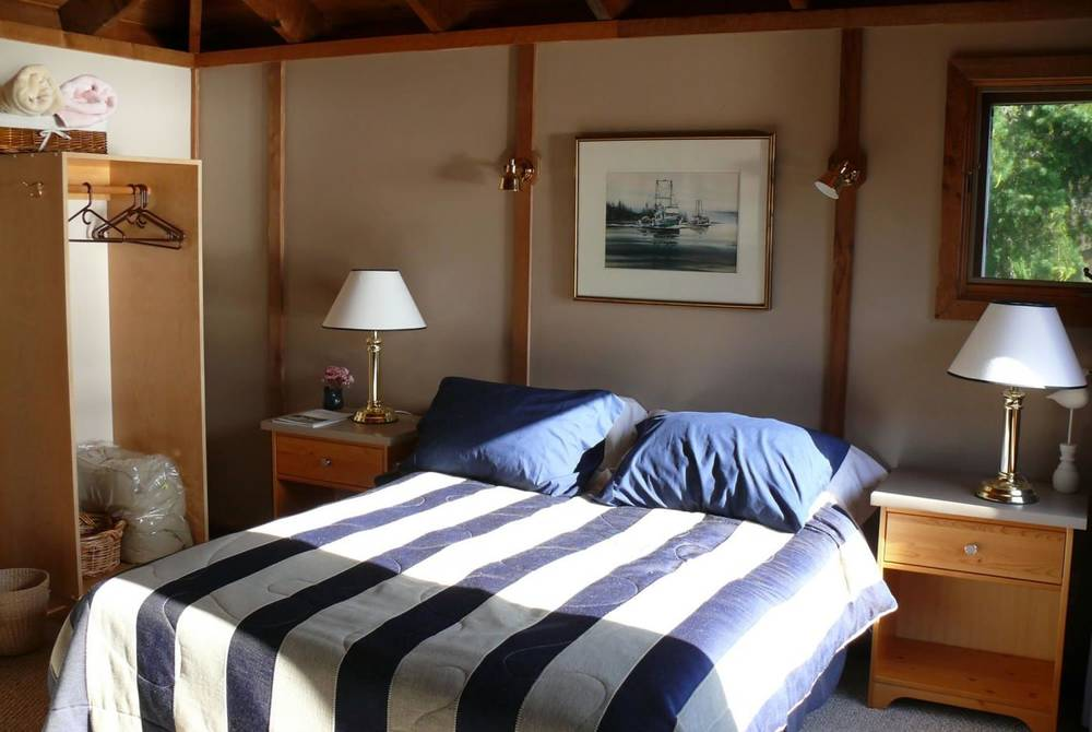 Room, Farewell Harbour Lodge, Berry Island