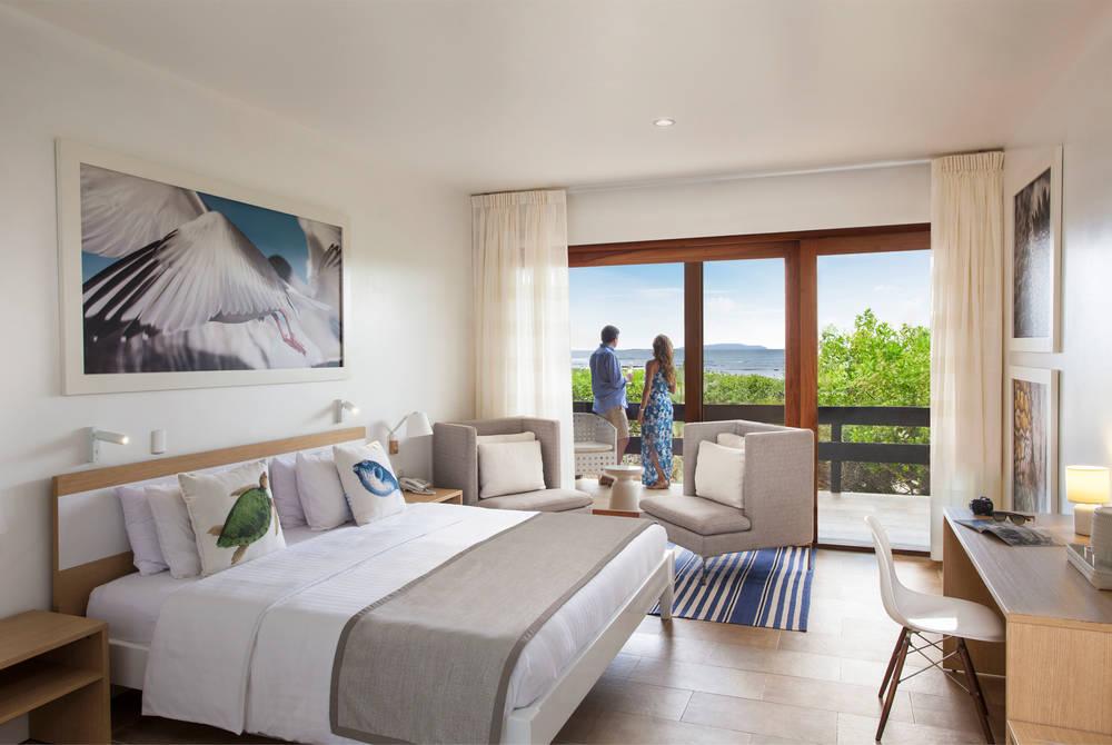 Double room, Finch Bay Eco Hotel, Puerto Ayora, Galapagos