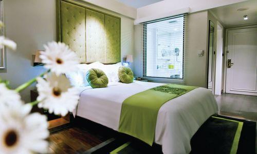 Room, Mövenpick Hotel Hanoi, Vietnam
