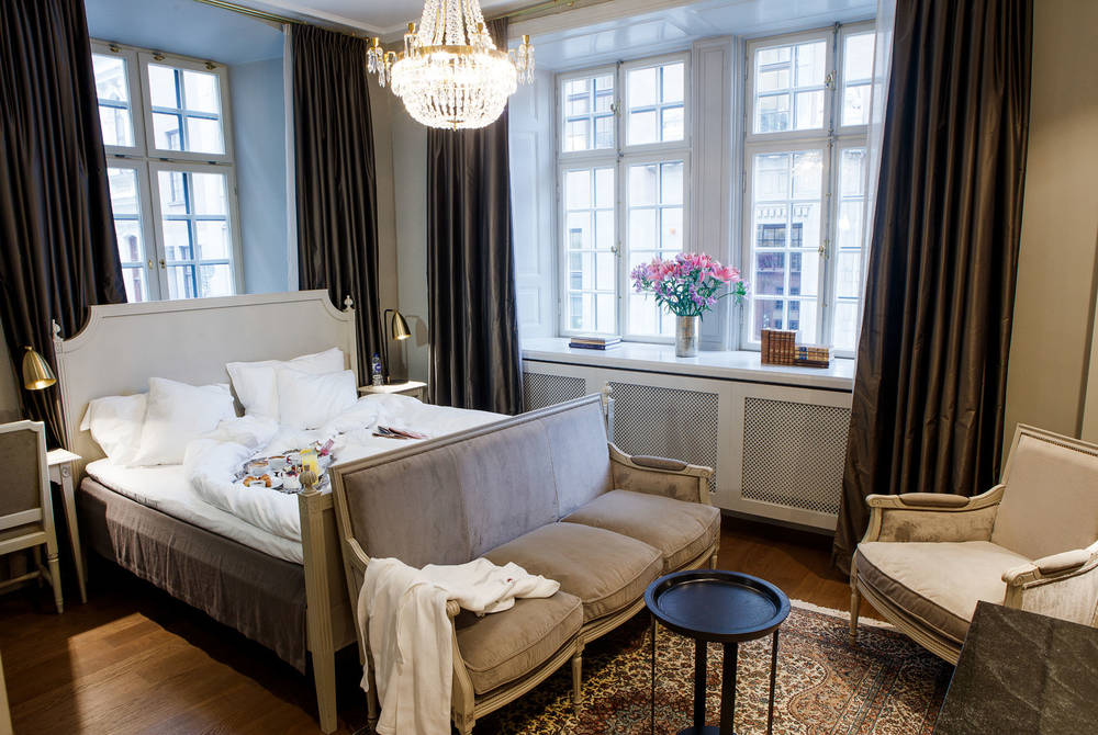 Room, The King' s Garden Hotel, Stockholm