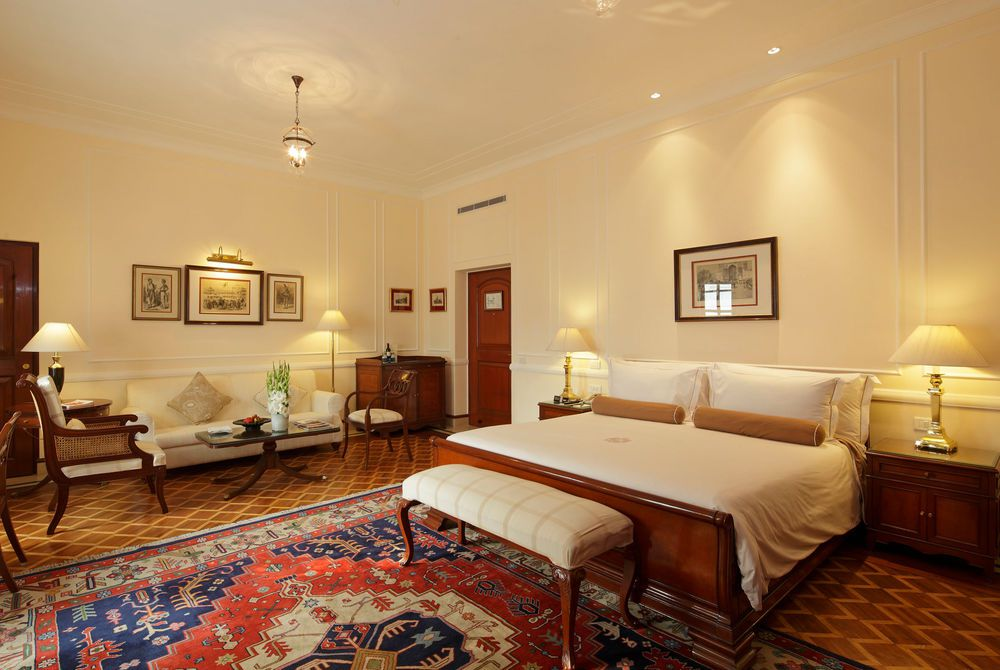 Room interior, The Imperial, New Delhi