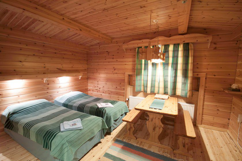 Rooms, Hotel Harriniva, Finnish Lapland