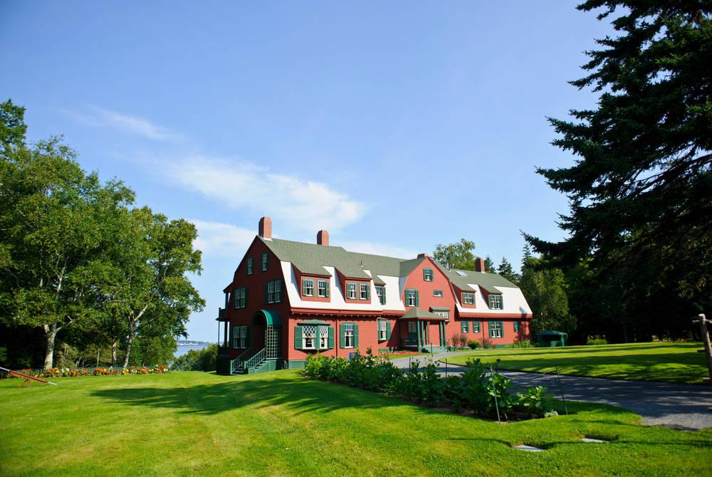 Roosevelt Summer Home, Campobello Island, New Brunswick