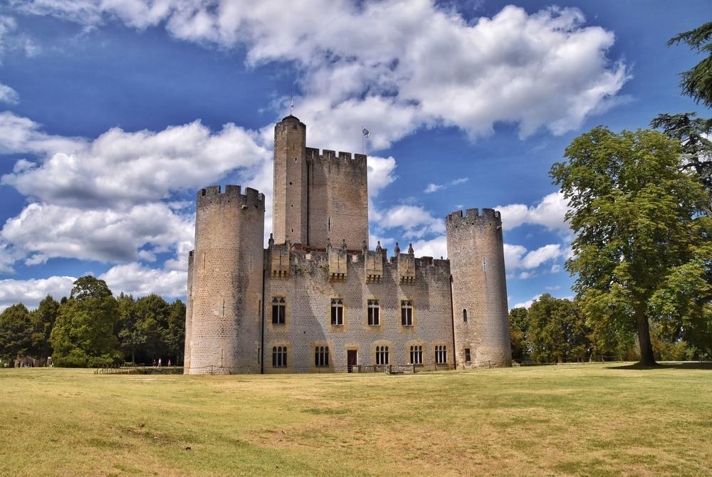 Roquetaillade Castle, Cadillac