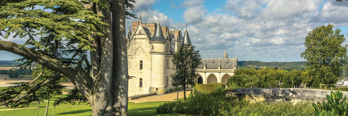 Royal Chateau of Amboise, Loire Valley, France