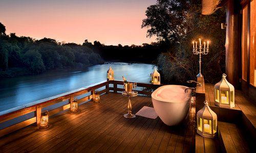 Royal Chundu, Victoria Falls