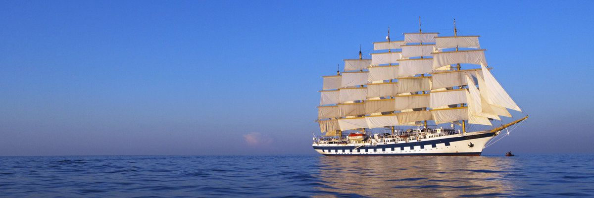 Star Clipper Mediterranean Cruise