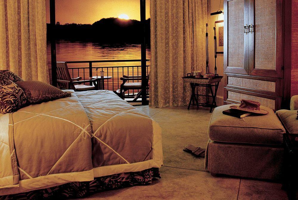 Royal Livingstone Hotel, Livingstone