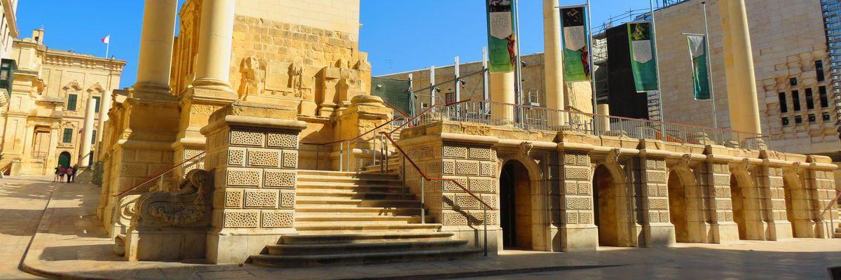 Royal Opera House Open Theatre, Valletta
