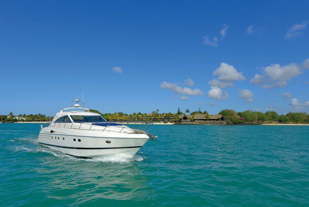 Royal Princess Yacht, Royal Palm Beachcomber Luxury, Mauritius
