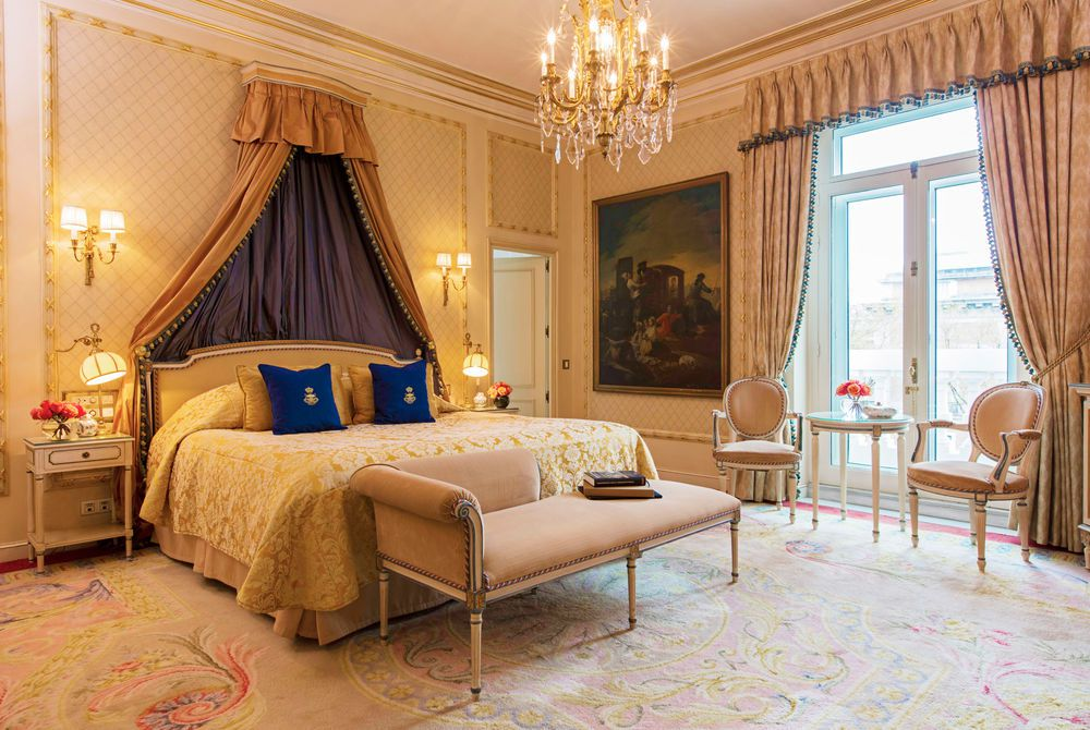 Royal Suite, Hotel Ritz, Madrid