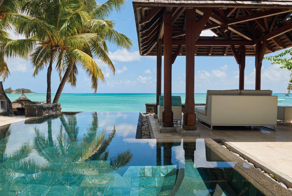 Royal Suite, Palm Beach Beachcomber Luxury, Mauritius