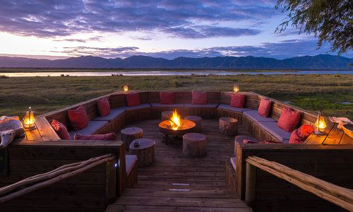 Ruckomechi Camp, Mana Pools National Park
