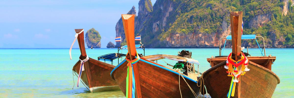 Ruea Hang Yao, Southern Islands, Thailand