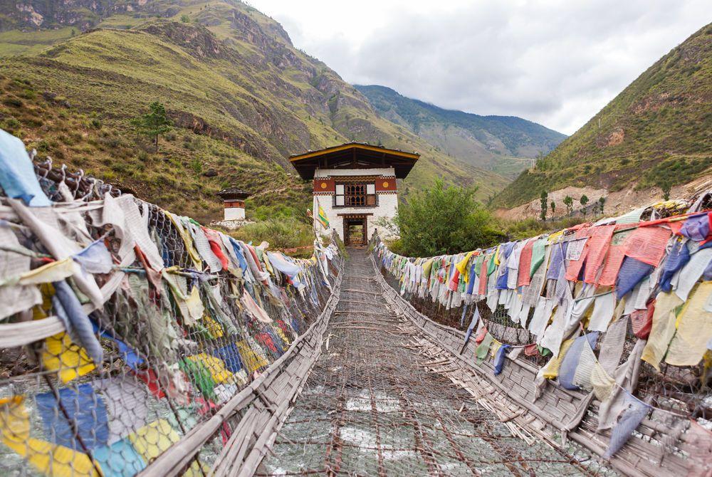 Ruins Dzong, Thimphu