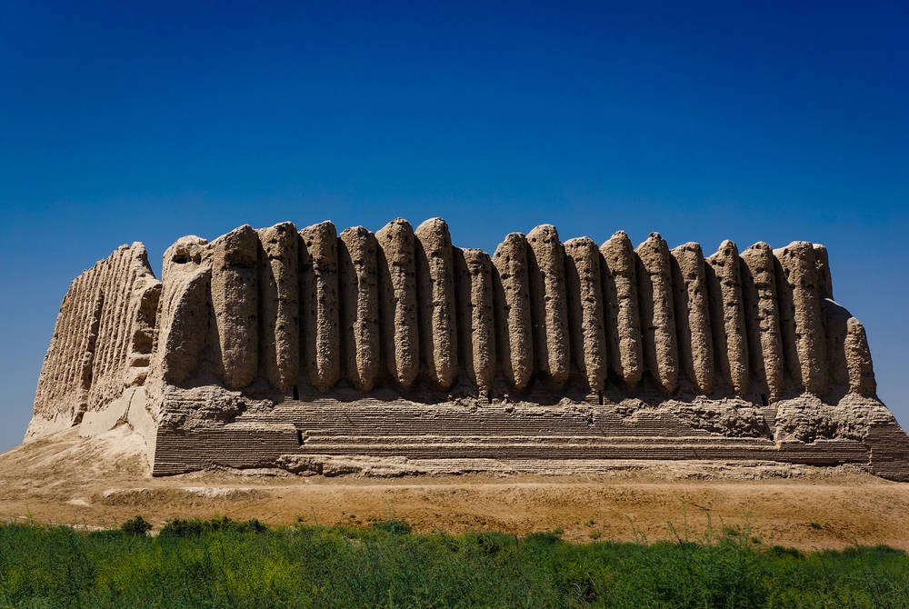 Ruins at Merv, Turkmenistan