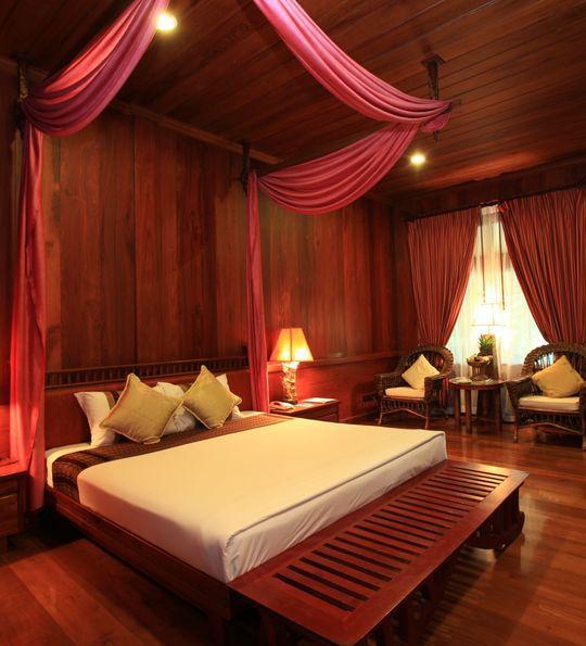 Rupar Mandalar Resort, Mandalay, Myanmar, Burma