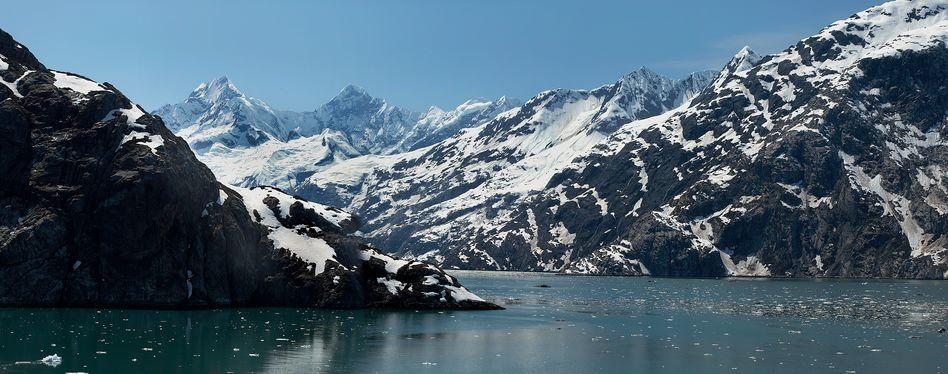 Hopkins Glacier, Alaska
