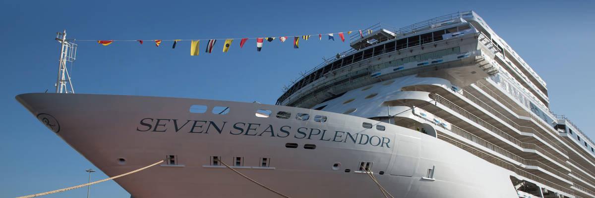 Regent Seven Seas Cruises Reveals Seven Seas Splendor Suite Details