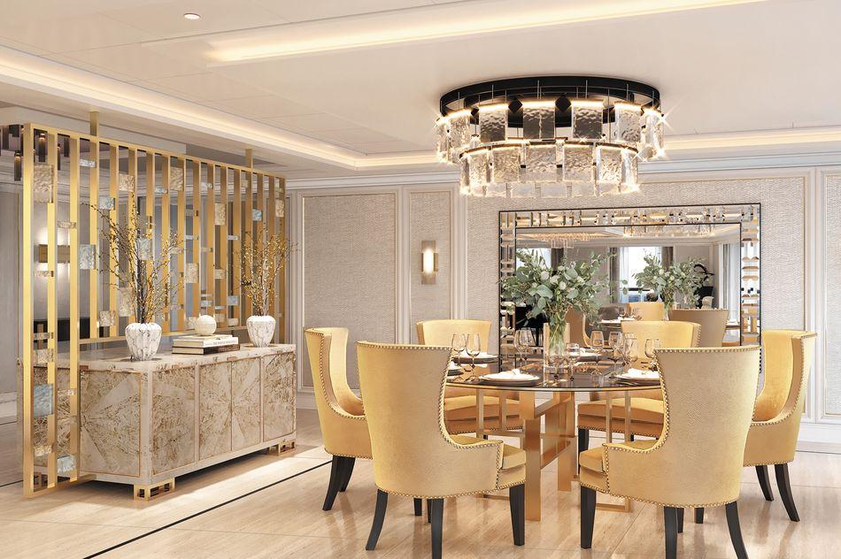 The Regent Suite on Seven Seas Splendor