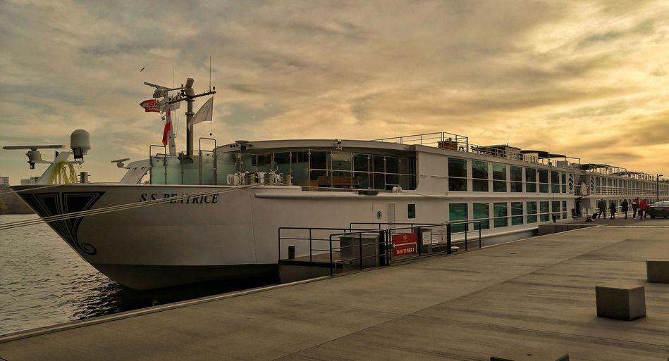 SS Beatrice, Uniworld Boutique River Cruises