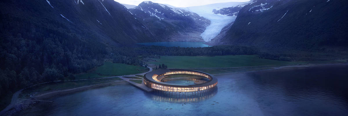 Svart – an evolution in Northern Lights hotels
