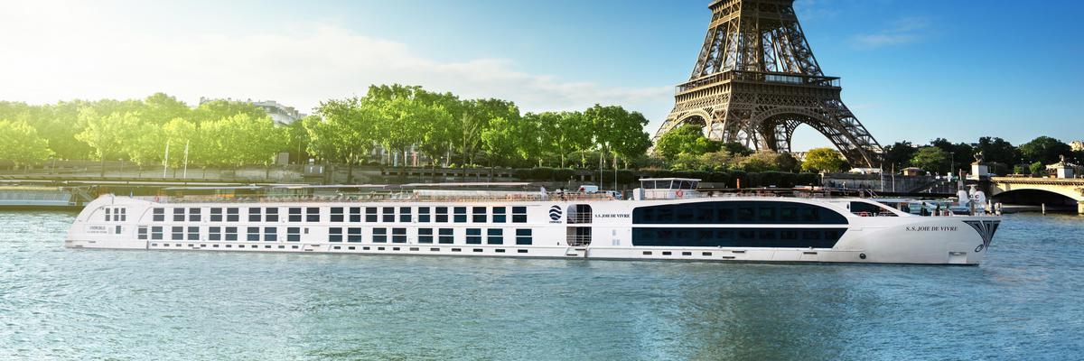 Uniworld announce new super ship, the  S.S Joie de Vivre