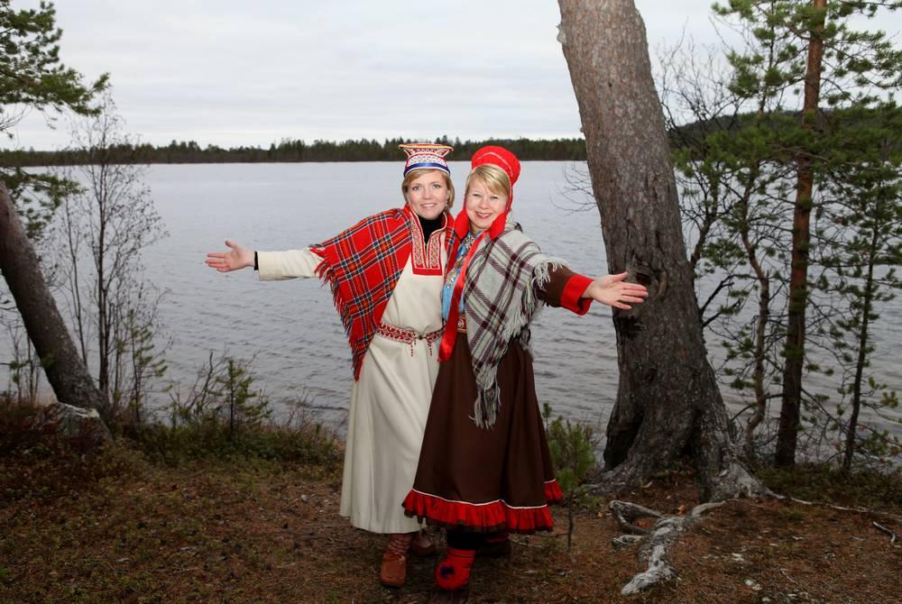 Sámi experience