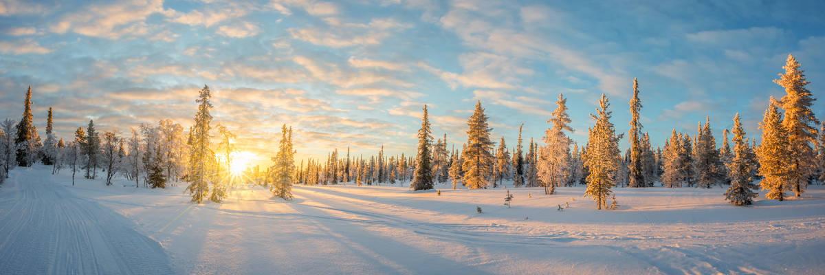 Saariselka, Finnish Lapland