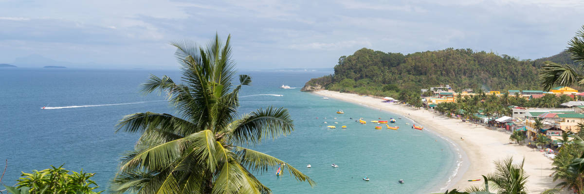 Sabang, popular tourist and diving spot