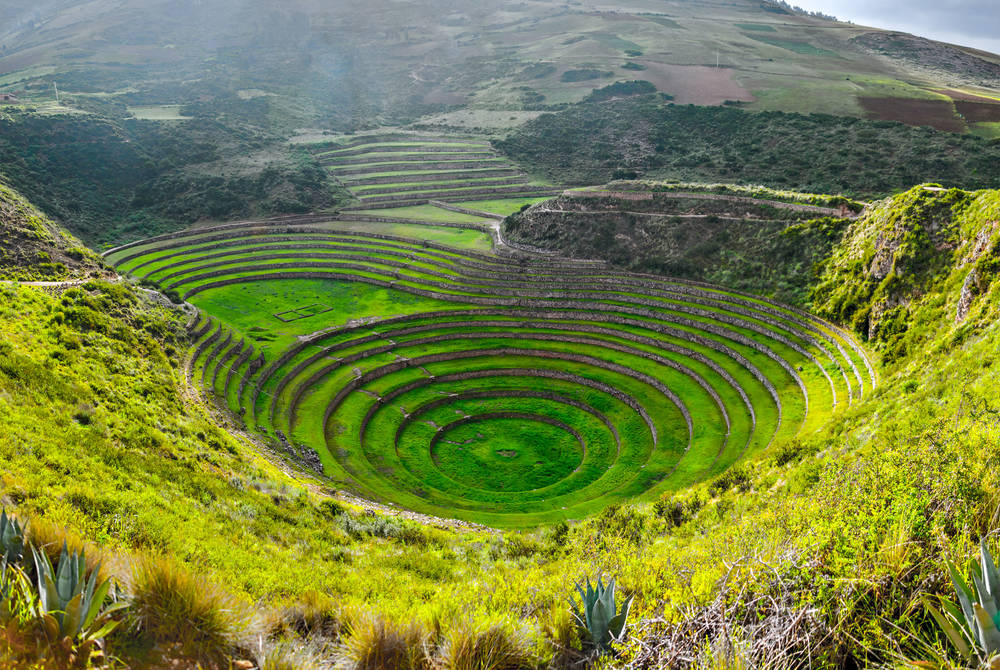 Moray, the Sacred Valley