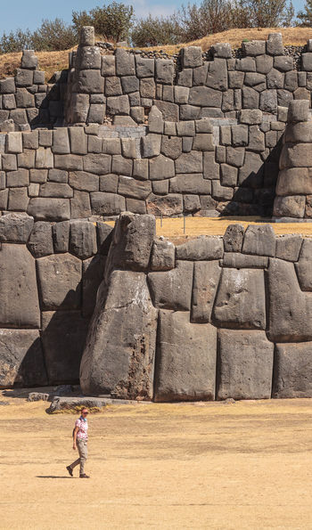 Sacsayhuaman Fortress near Cusco