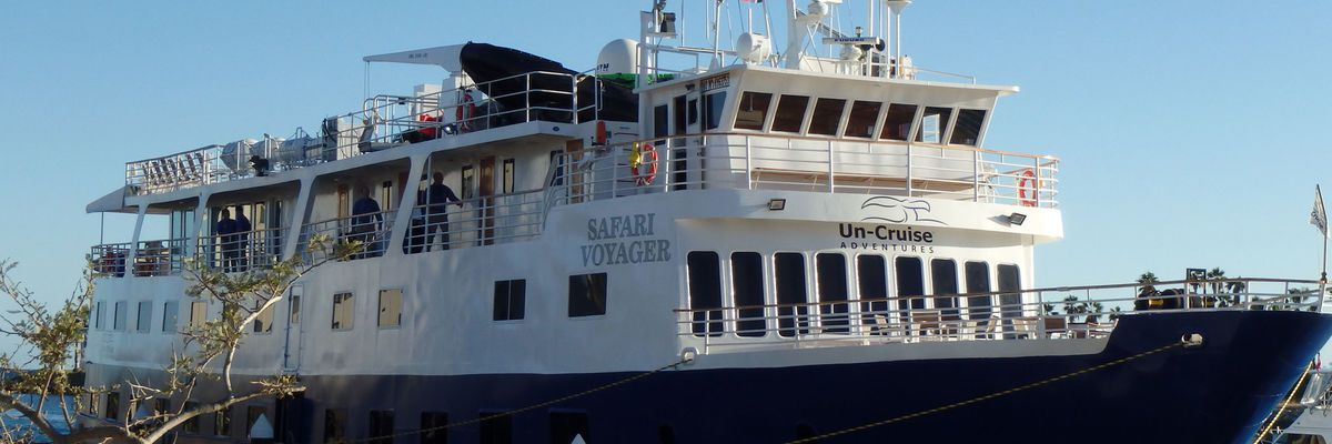 Cabins Safari Voyager The Luxury Cruise Company