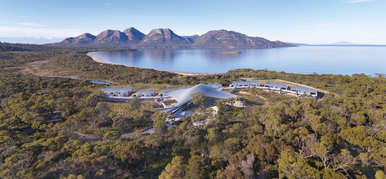 Saffire Freycinet Tasmania