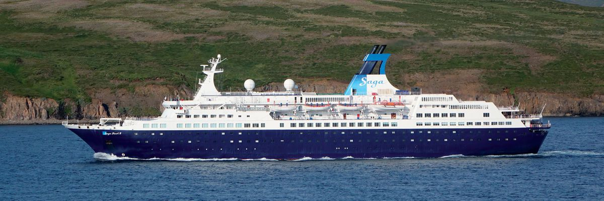 Deck Plans Saga Pearl Ii The Luxury Cruise Company