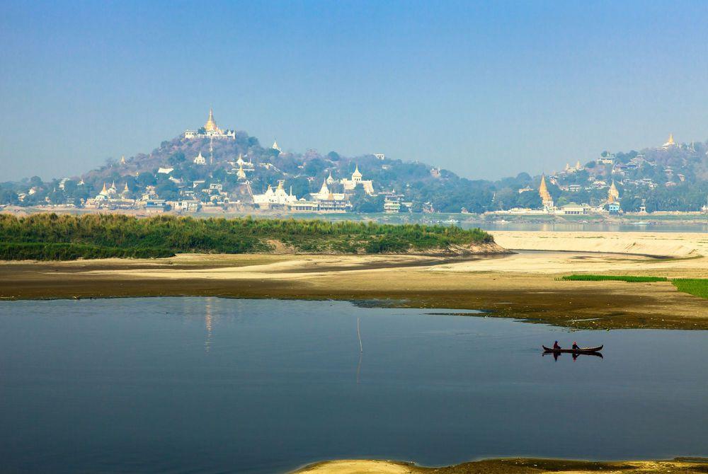 Sagaing, Mandalay, Myanmar