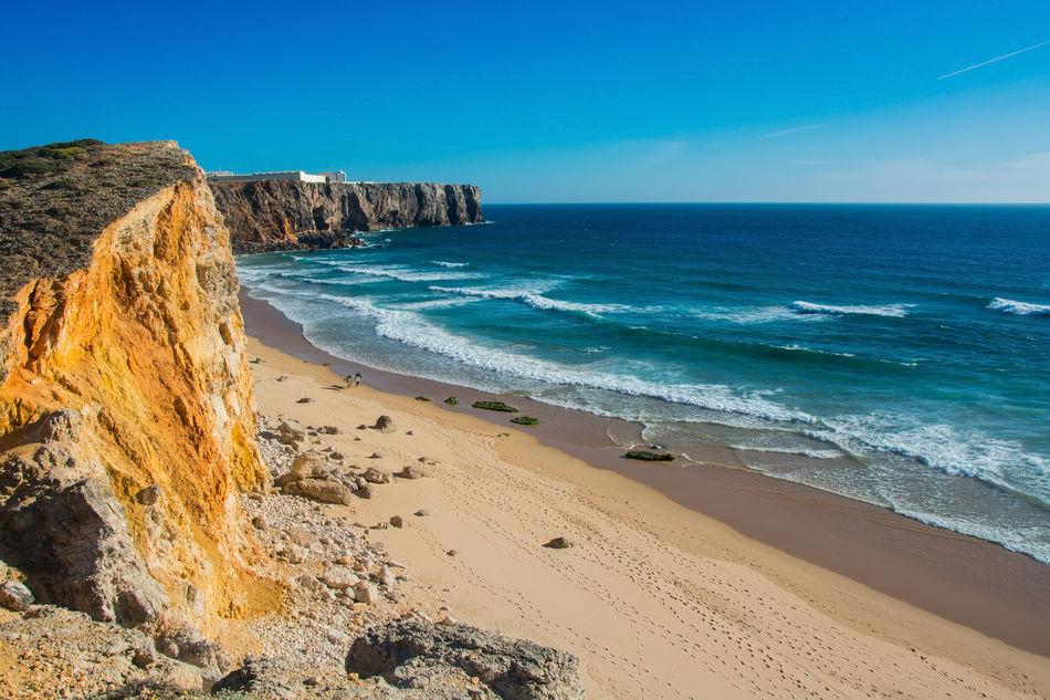 Sagres on the Algarve