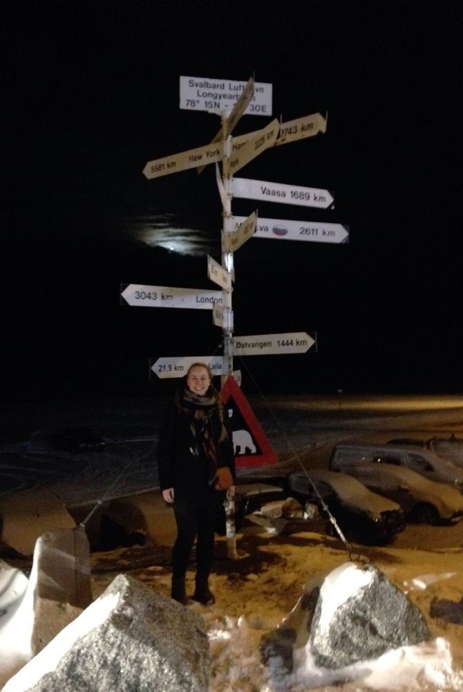 Saija Kokkonen Svalbard