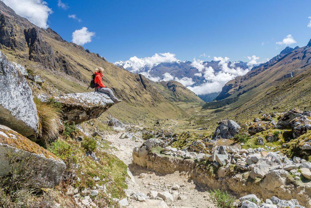 Salkantay Trek, Andes, Peru