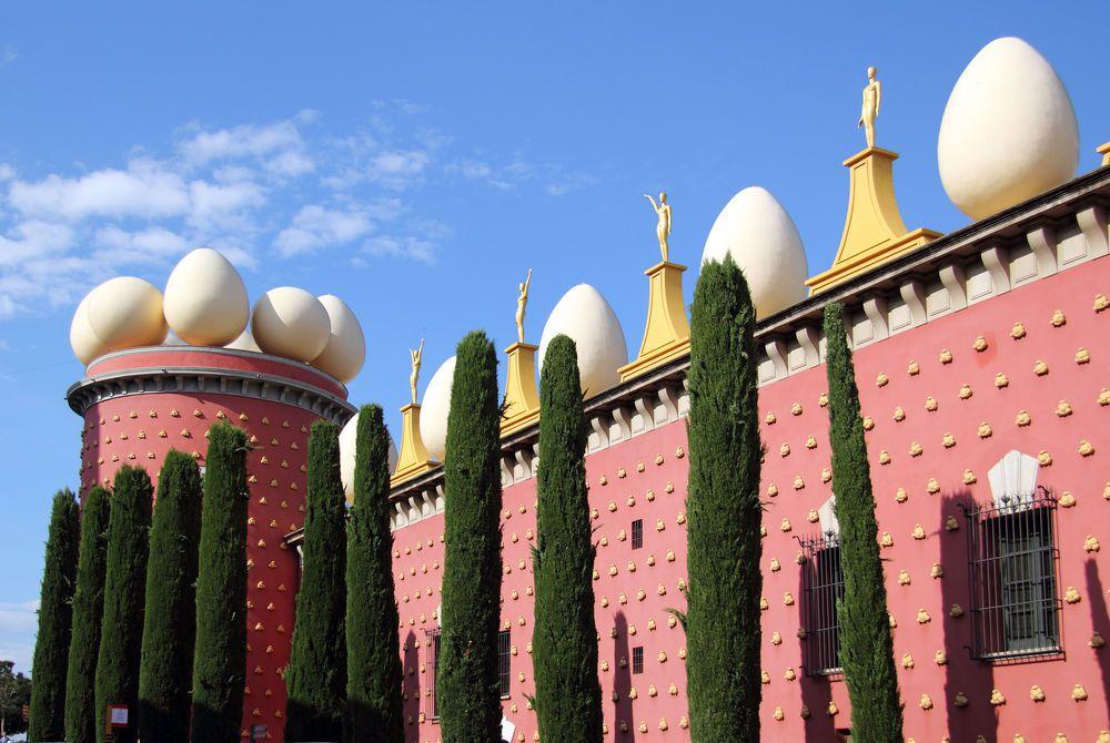 Salvador Dali Museum in Figueras