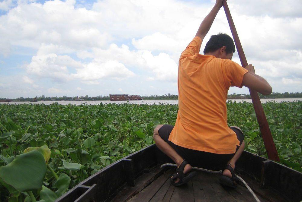 Sampan, Mekong Eyes