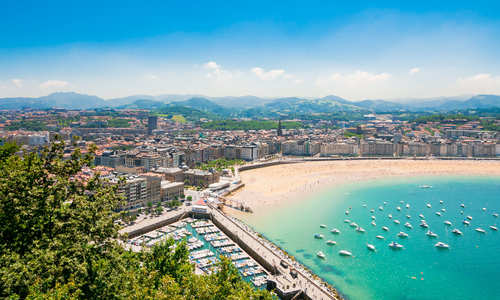 San Sebastián Spain