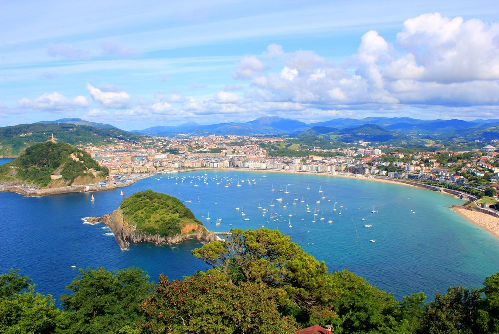 San Sebastián, Northern Spain